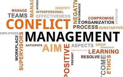 Managing Conflict in Relationships (Part One)